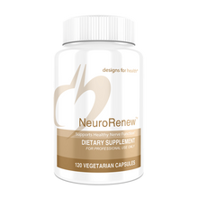 Load image into Gallery viewer, NeuroRenew 120 Vegetarian Capsules Designs for Health