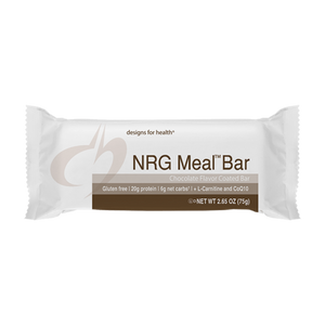 NRG  Meal Bar Designs for Health