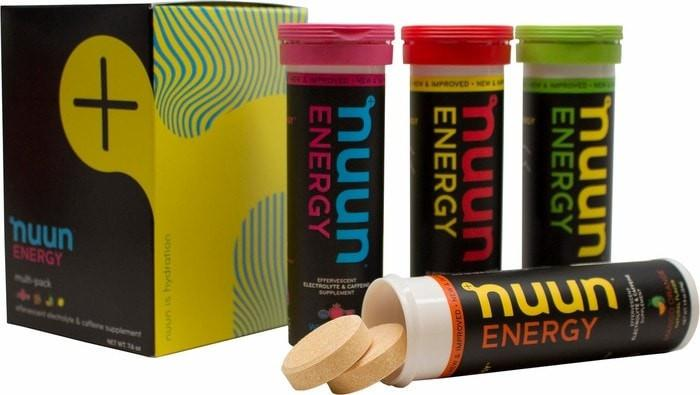 Nuun Energy New Formula Mixed 4 Pack
