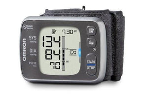 Omron Ultra Silent BP654 Bluetooth Wrist Blood Pressure Monitor