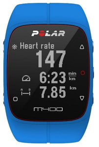 Polar M400 GPS Fitness Watch & Activity Tracker