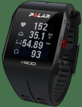 Load image into Gallery viewer, Polar V800 GPS Equine Black