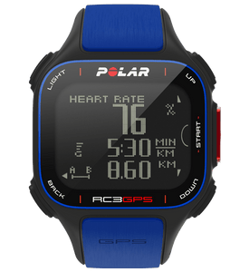 Polar RC3 Integrated GPS Watch