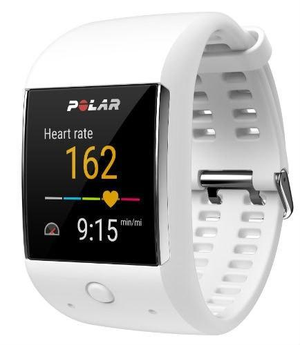 Polar M600 Strapless GPS Heart Rate Monitor Smart Watch