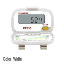 Load image into Gallery viewer, PE-330 Step Tri-Axis Pocket Pedometer