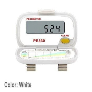 PE-330 Step Tri-Axis Pocket Pedometer