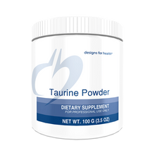 Load image into Gallery viewer, Taurine 100 g Powder Designs for Health