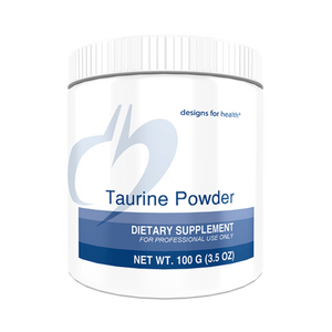 Taurine 100 g Powder Designs for Health