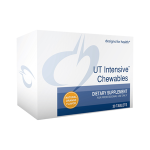 UT Intensive 30 Chewables Designs for Health