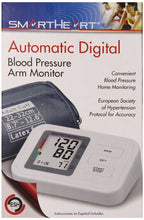 Load image into Gallery viewer, Veridian Automatic Digital Blood Pressure Monitor 01-550