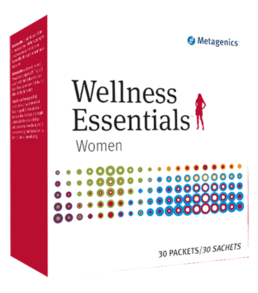 Wellness Essentials Women's 30 Packets Metagenics