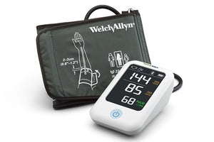 Welch Allyn Home 1700 Blood Pressure Monitor with SureBP and Smartphone Connectivity