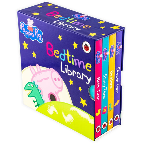 Peppa Pig: Bedtime Library Collection