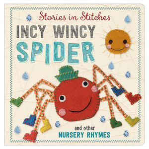 Incy Wincy Spider Jigsaw Puzzle & Book