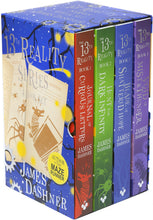 Load image into Gallery viewer, The 13th Reality Series (4 Book Set)