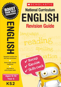 National Curriculum English Revision Guide Year 5 (Ages 9-10)