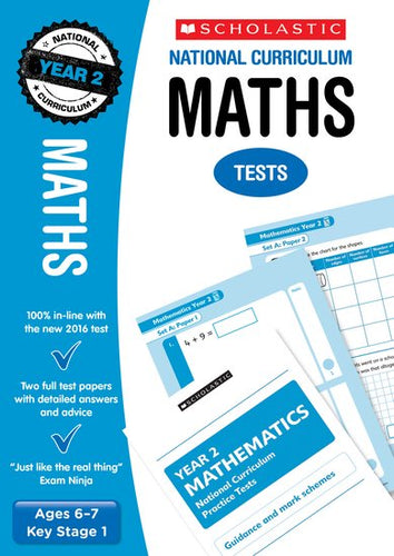 National Curriculum SATs Tests: Maths (Year 2)