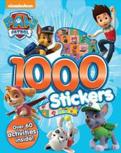 Load image into Gallery viewer, Paw Patrol 1000 Stickers and Activity Book