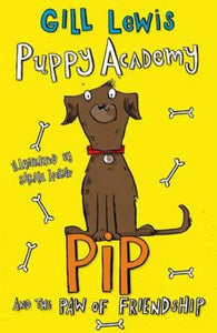 Puppy Academy 4 Book Collection
