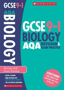 GCSE Grades 9-1: Biology AQA Revision and Exam Practice