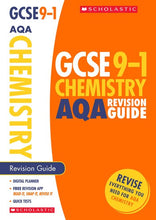 Load image into Gallery viewer, GCSE Grades 9-1: Chemistry AQA Revision Guide