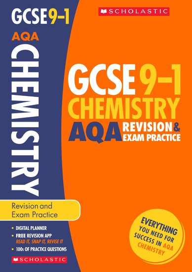 GCSE Grades 9-1: Chemistry AQA Revision and Exam Practice