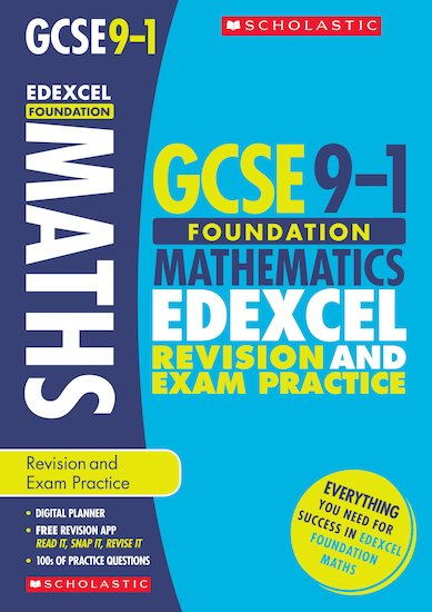 GCSE Foundation Maths Edexcel Revision and Exam Practice