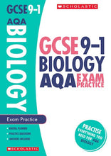 Load image into Gallery viewer, GCSE Grades 9-1: Biology AQA Exam Practice