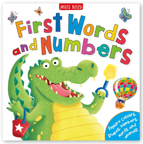 First Words and Numbers