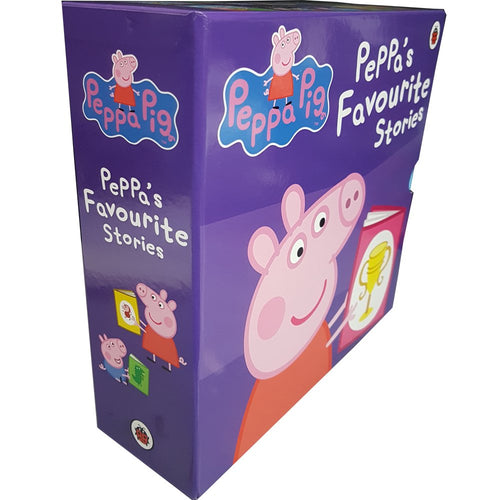 Peppa Pig: Peppa's Favourite Stories Box Set