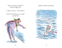 Load image into Gallery viewer, Early Reader: Horrid Henry's Swimming Lesson