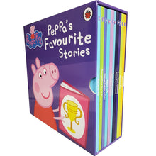 Load image into Gallery viewer, Peppa Pig: Peppa's Favourite Stories Box Set