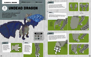 Minecraft: Master Builder Dragons