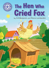 Load image into Gallery viewer, The Hen Who Cried Fox (Purple 8)
