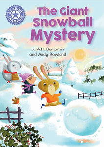 The Giant Snowball Mystery (Purple 8)