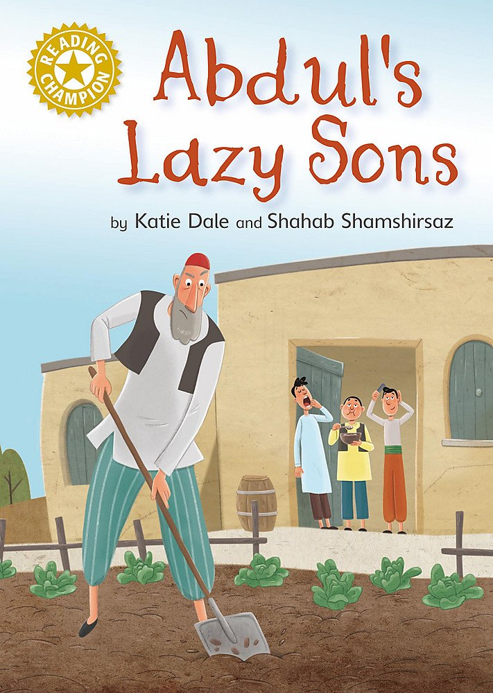 Abdul's Lazy Sons (Gold 9)