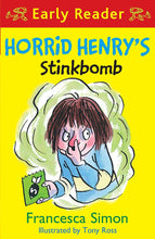 Load image into Gallery viewer, Early Reader: Horrid Henry's Stinkbomb