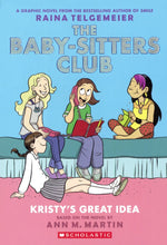 Load image into Gallery viewer, The Baby-Sitters Club: Kristy's Great Idea (#1)