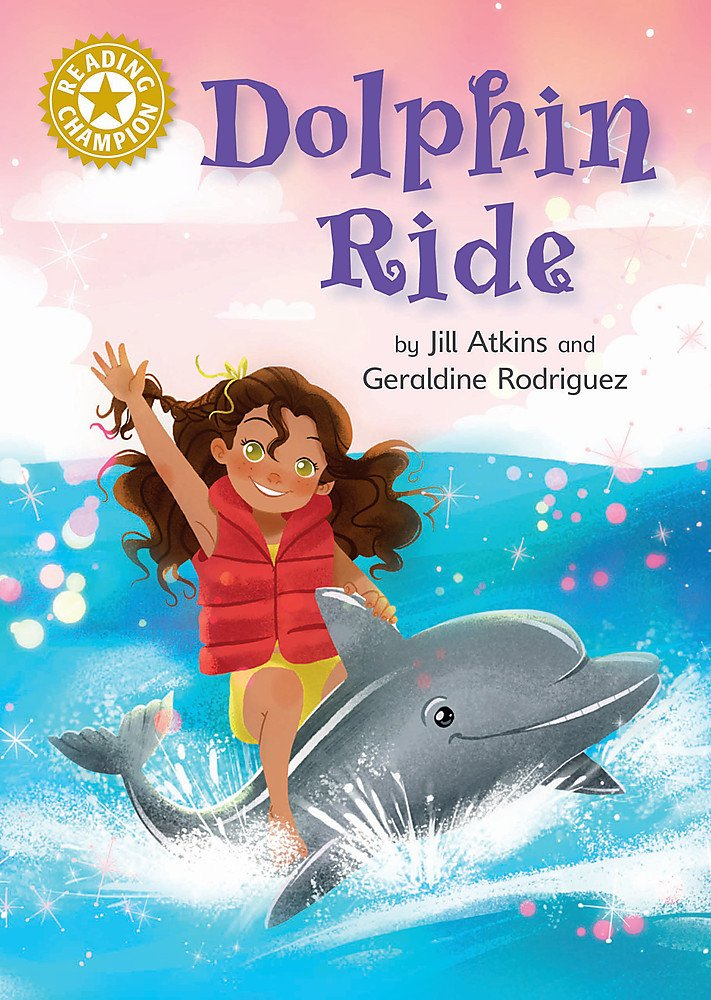 Dolphin Ride (Gold 9)
