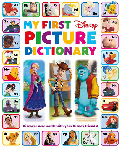 Disney: My First Picture Dictionary