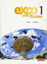 Load image into Gallery viewer, Expo pour l'Ecosse 1 Pupil Book (Ages 11 to 14)