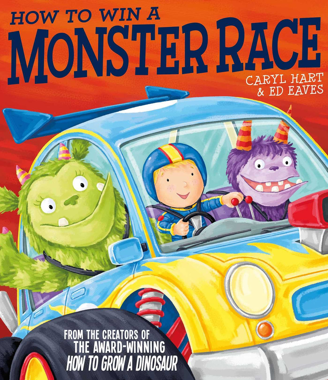 How to Win a Monster Race