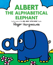 Load image into Gallery viewer, Albert the Alphabetical Elephant