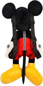 "Mickey Mouse 22"" Cuddly Toy Backpack"