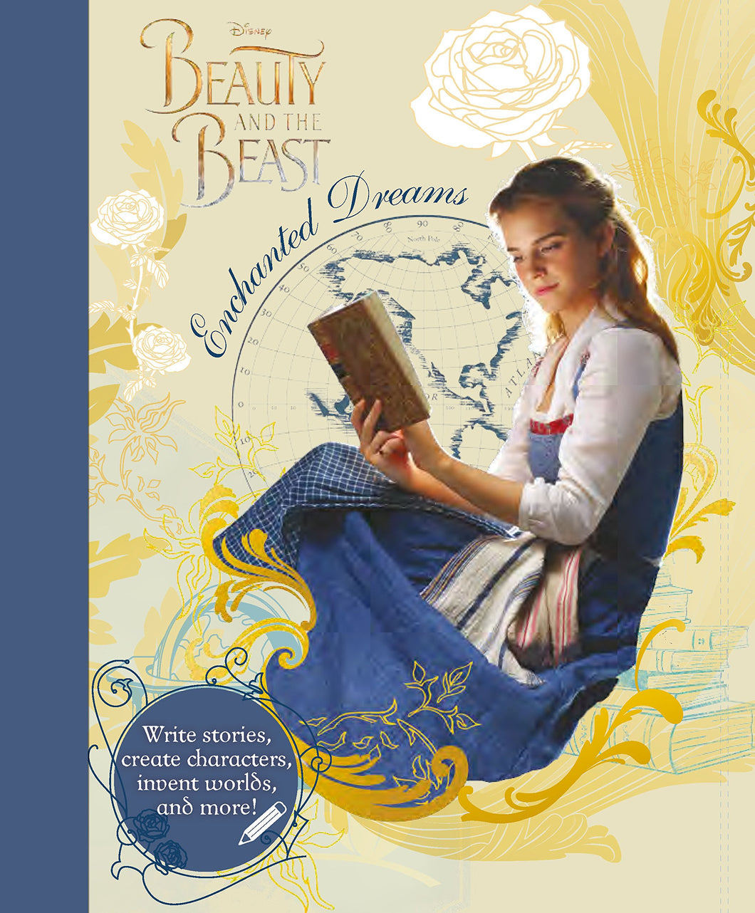 Disney's Beauty and the Beast: Write, Inspire, Create