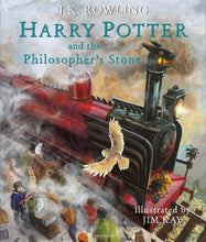 Load image into Gallery viewer, Harry Potter and the Philosopher's Stone: Illustrated Edition