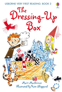 Usborne Very First Reading: The Dressing-Up Box Book 2