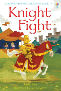 Usborne Very First Reading: Knight Fight