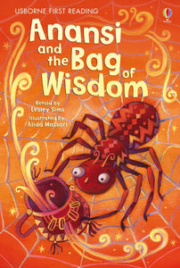 Usborne First Reading: Anasi and the Bag of Wisdom (Level 1)