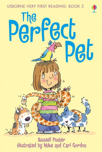 Usborne Very First Reading: The Perfect Pet Book 3